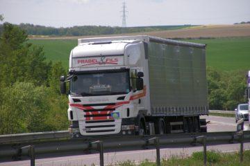 Notre flotte pour le transport de marchandises