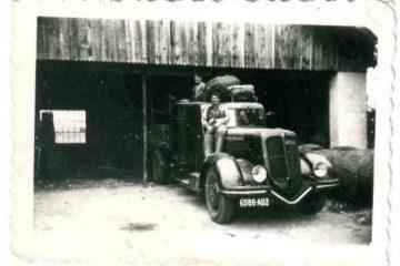 Prabel, Transport routier depuis 1946
