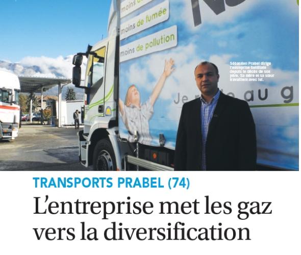 article paru dans l u2019officiel des transporteurs du 25 mars