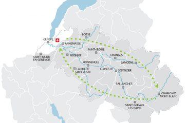 Transport de proximité : Vallée de l'Arve